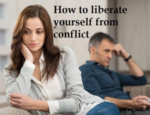 How to Liberate Yourself from Conflict